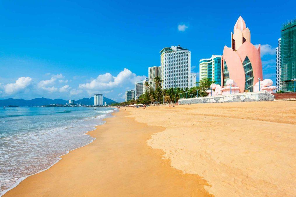 Strand van Nha Trang
