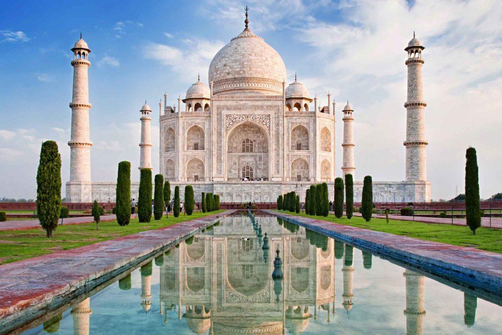 Taj Mahal in Aggra
