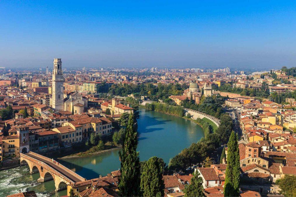 Verona in Italië