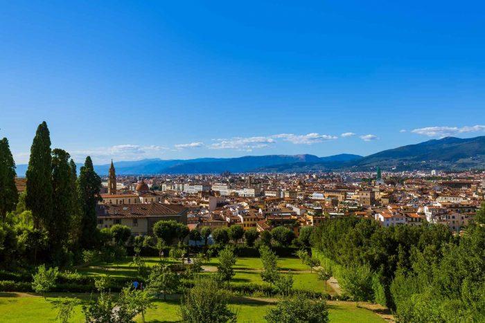 Giardino di Boboli (tuinen) in Florence