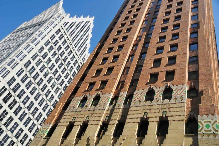 Guardian Building in Detroit