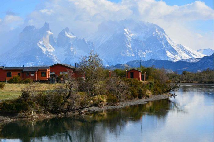 Hostel in Chili met prachtig uitzicht