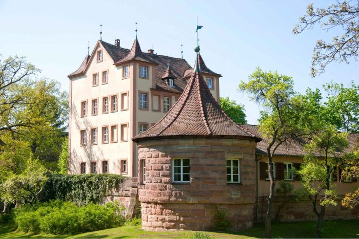 Hostel in Nuremberg