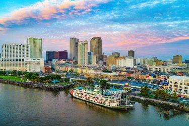 New Orleans in de Verenigde Staten