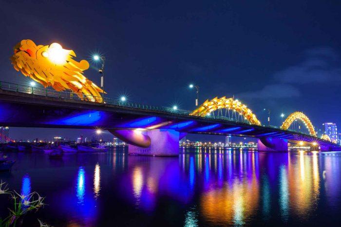 Da Nang Dragon Bridge (Drakenbrug)
