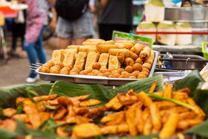 Lekker streetfood in Vietnam