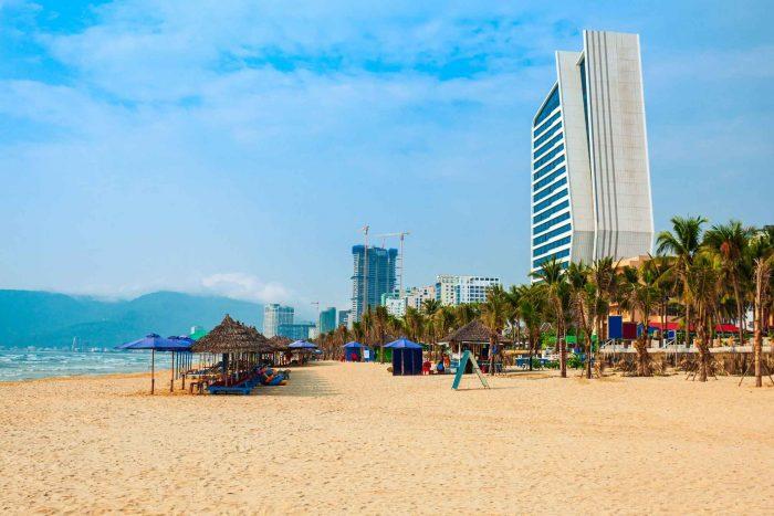 My Khe Beach bij Da Nang