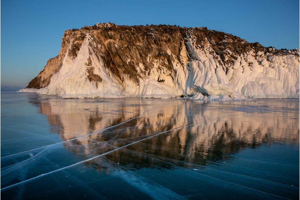Baikalmeer in Rusland