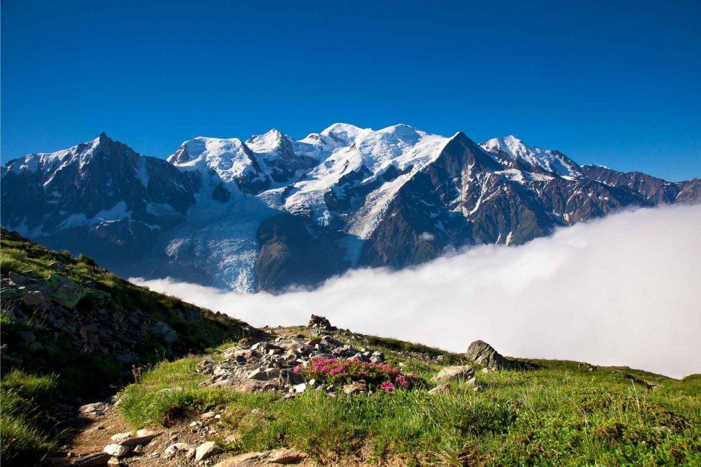 Bergen in de Franse Alpen