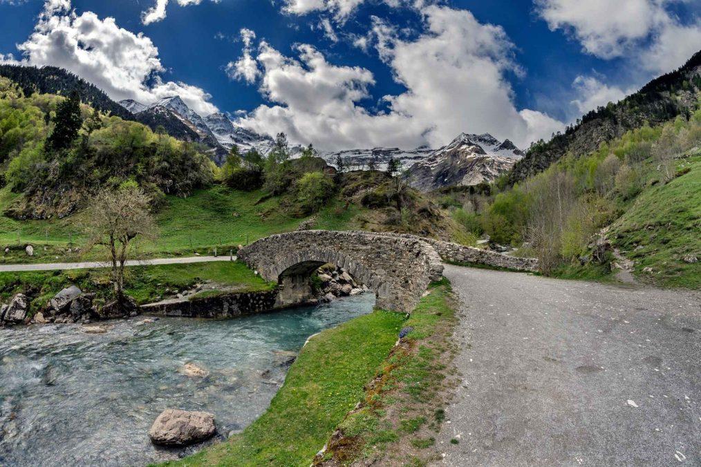 Cirque de Gavarnie in de Pyreneeën