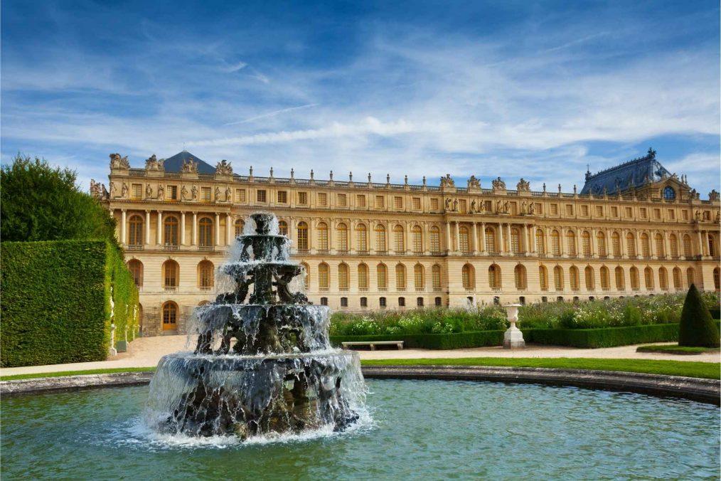 De tuinen van Versailles