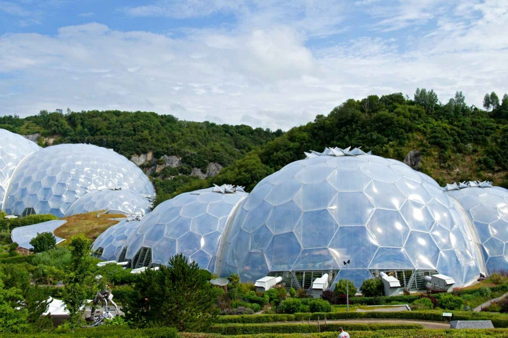 Eden Project in Engeland