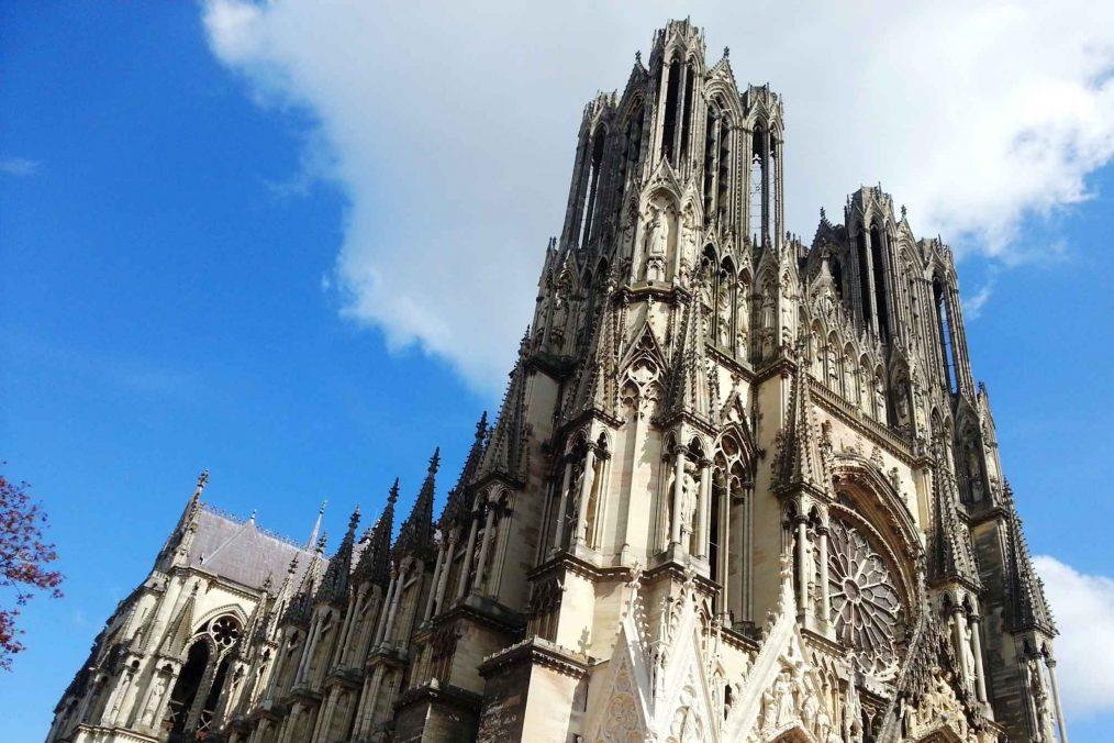 Gotische kathedraal van Reims