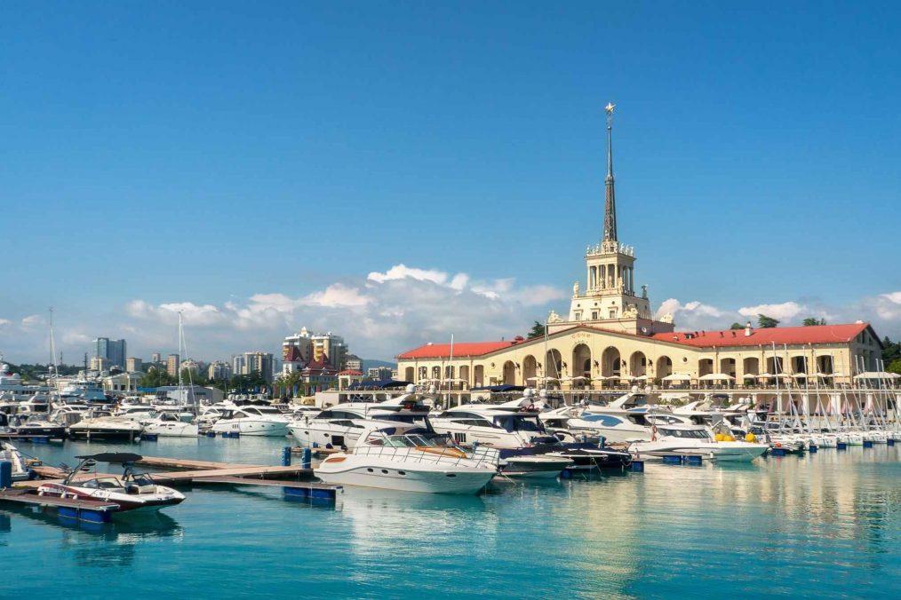 Haven van Sochi