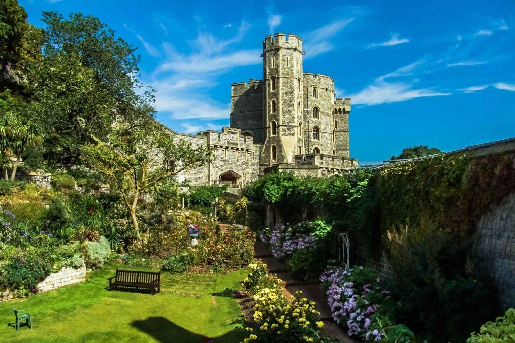 Het kasteel van Windsor (Windsor Castle)