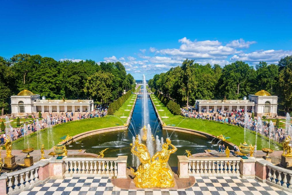 Peterhof-paleis