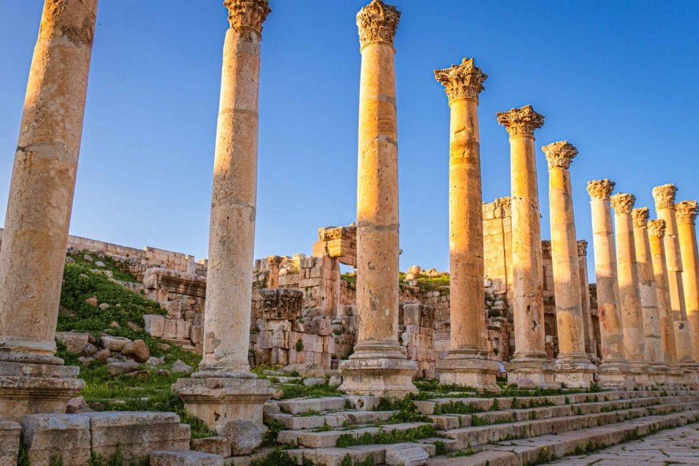 Ruïnes van Jerash