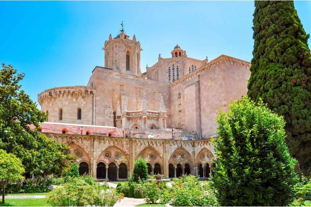 Tarragona kathedraal