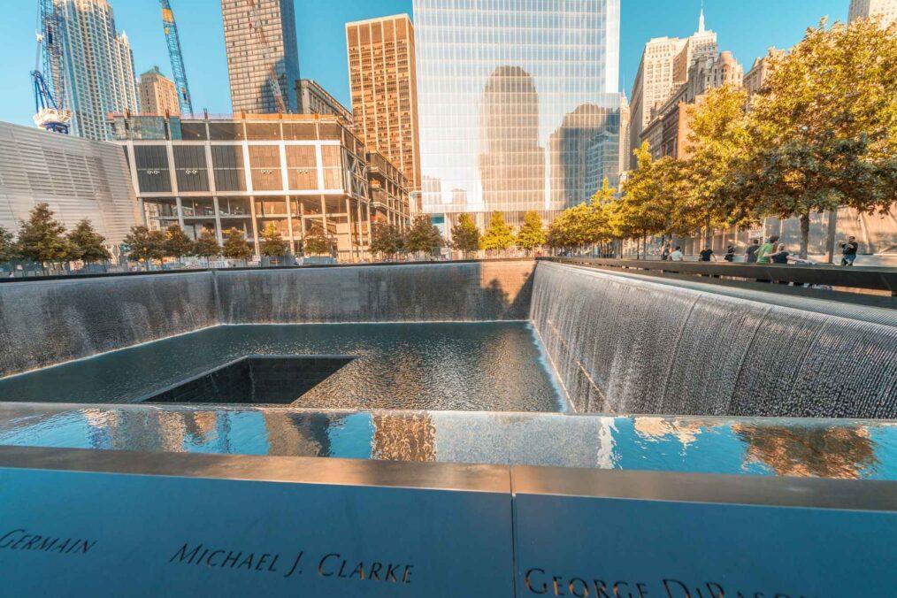 9-11 Gedenkteken