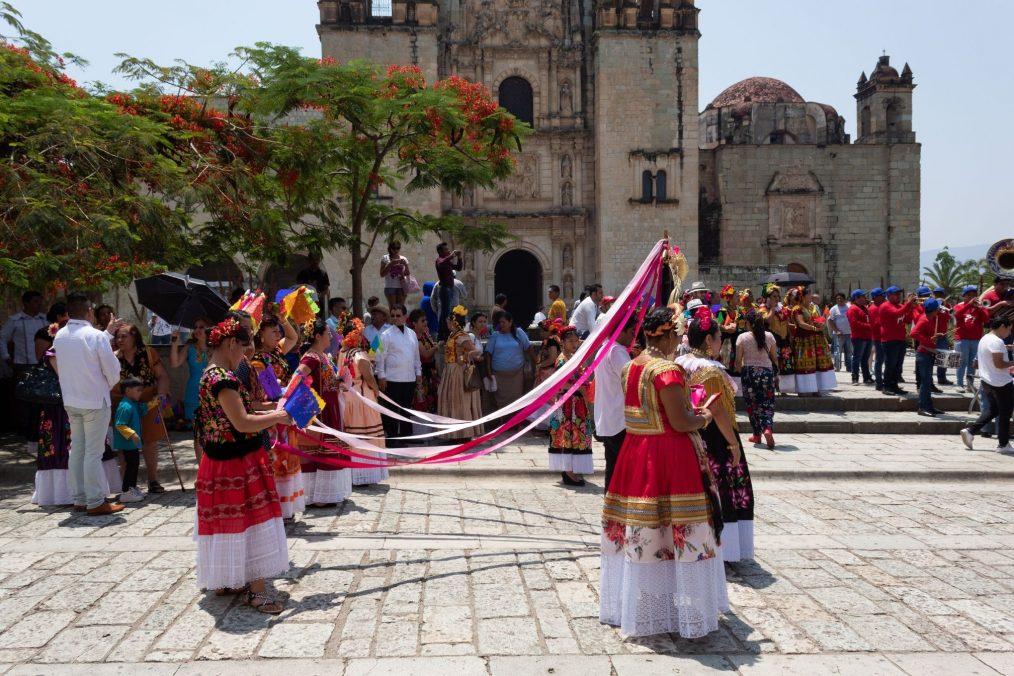 Festival in Oaxaca