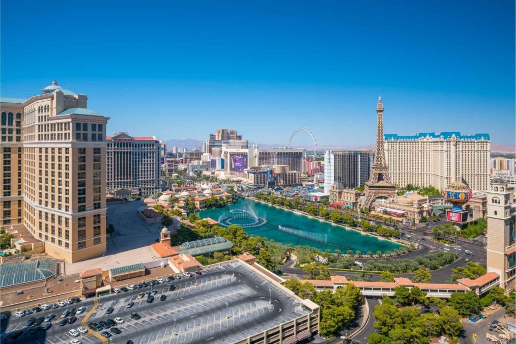 Las Vegas in de VS
