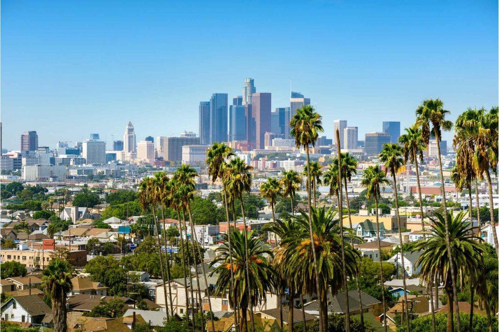 Los Angeles in Californië