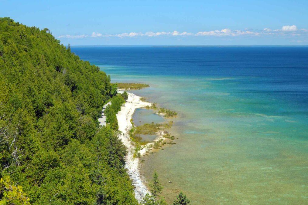 Mackinac Island (eiland bij Michigan)