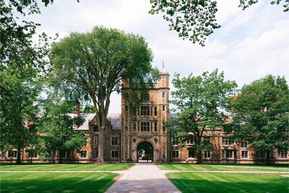Universiteit van Michigan in Ann Harbor