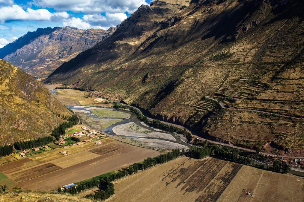 Urubamba vallei