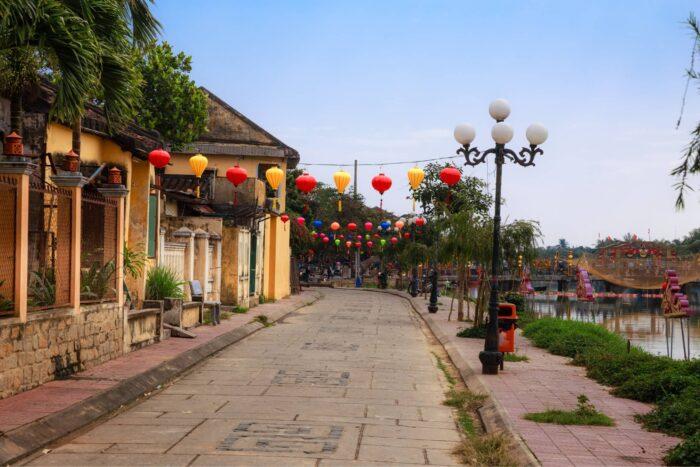 Hoi An Ancient Town (Oude binnenstad)