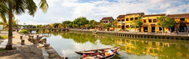 Hoi An Reisgids - de rivier die door de stad loopt
