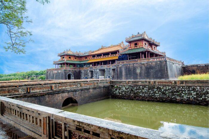 Keizerlijke Stad in Hue