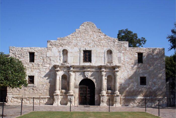 Alamo in Texas