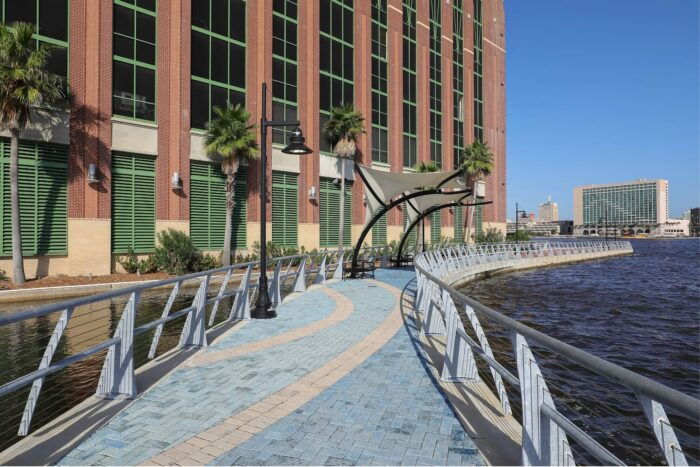 De Jacksonville Riverwalk