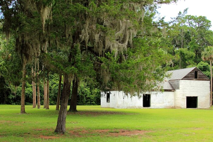 Kingsley Plantage in Jacksonville