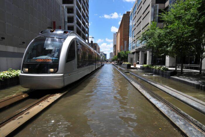 Metro in Houston
