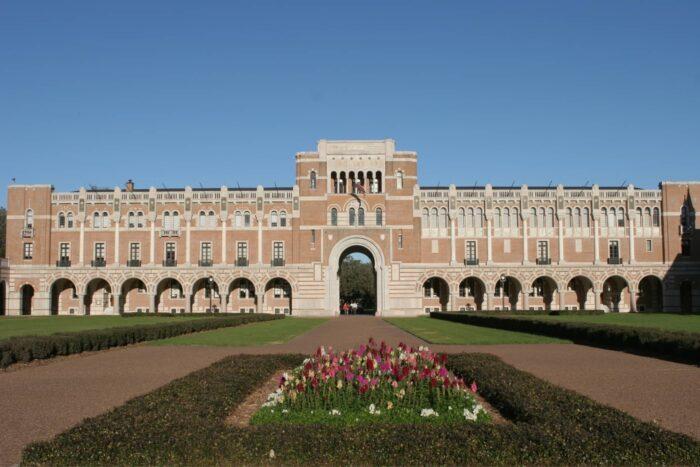 Rice University in Houston