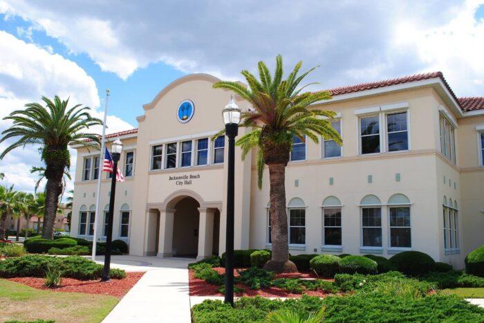 Stadshuis van Jacksonville Beach