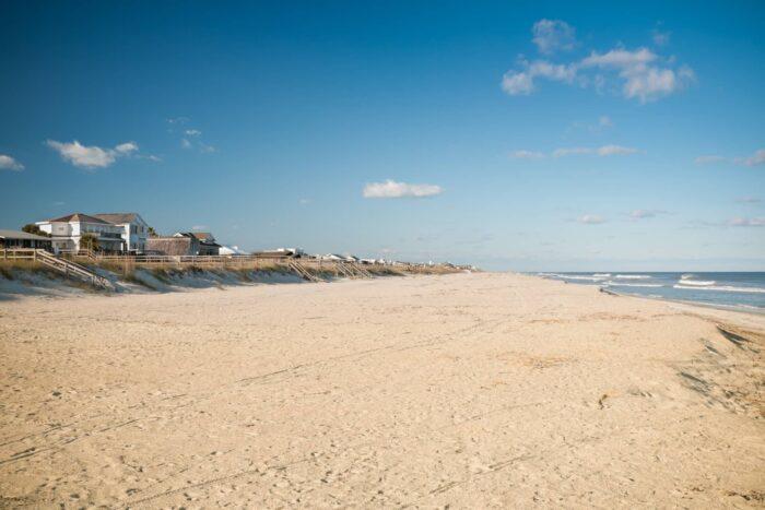 Strand op Amelia Island