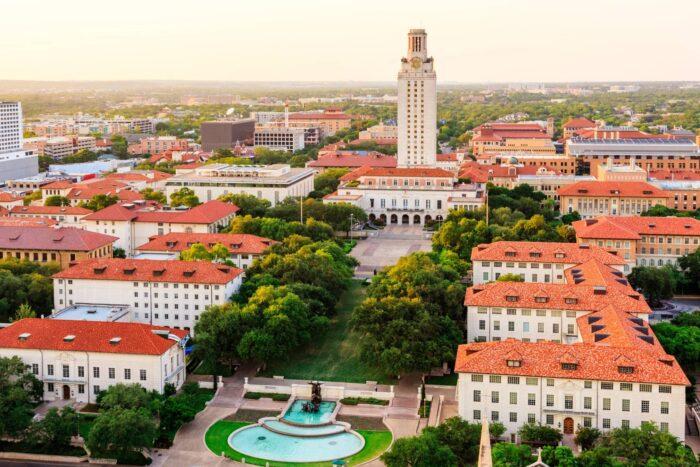 Universiteit van Texas in Austin