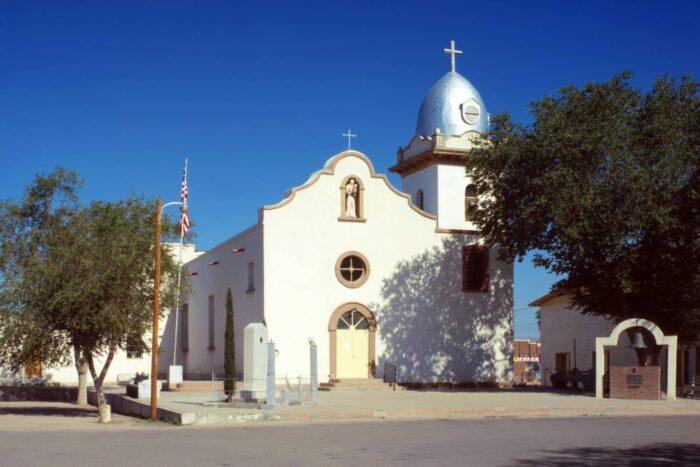 Ysleta missie in El Paso