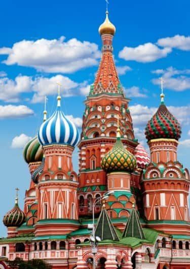 Kremlin in Moskou, Rusland